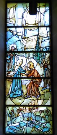 Maria bei Elisabeth