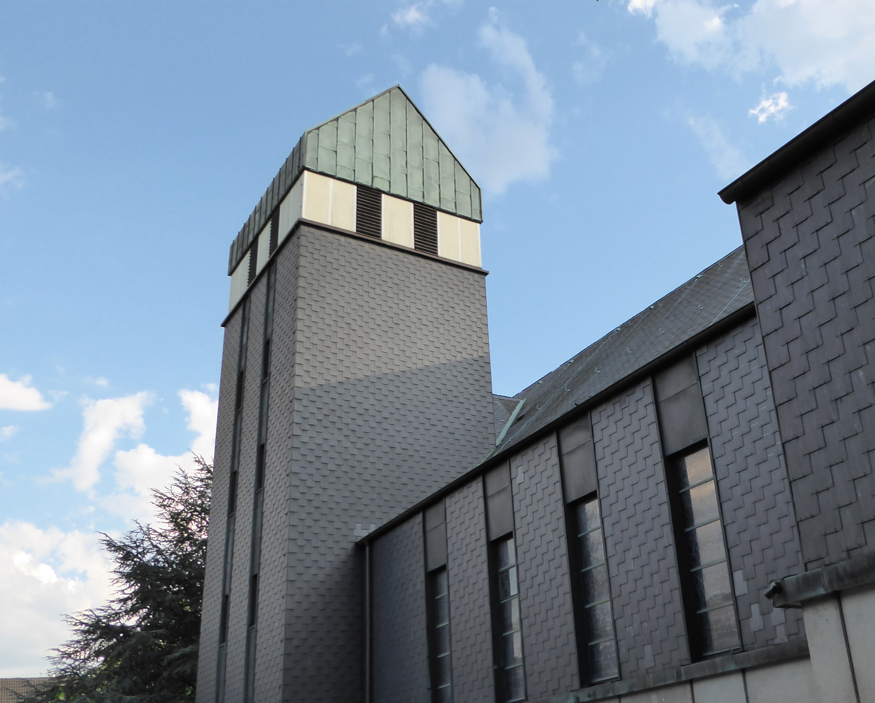 St.Konrad Außenansicht