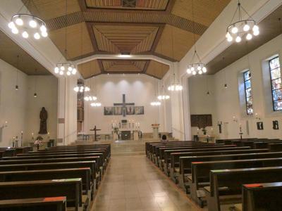 St.Konrad Innenansicht